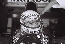 AYRTON SENNA - Repro-Autogramm 20x30cm - Formel 1, repro autograph signed