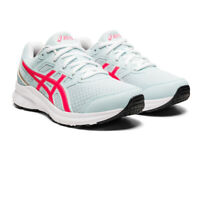 Asics Girls Jolt 3 GS Boys Running Shoes Trainers Sneakers Blue Pink Sports