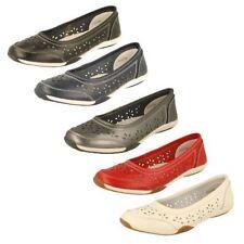 Zapatos planos de mujer manoletinas