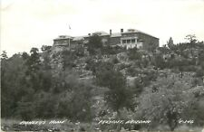 Arizona, Az, Prescott, Pioneer's Home Real Photo Postcard