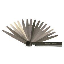 TOLEDO Feeler Gauge - Tapered 16 Blade Metric/Imperial (0.05-0.38mm)