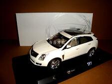 1:18 2014 China GM Cadillac SRX white color + gift