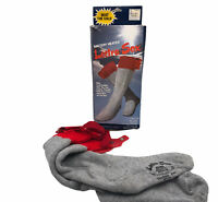 Vintage Lectra Sox Battery Operated Wool Warming Socks Pair Size Small 8-9.5 New