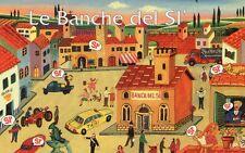 NUOVA MAGNETIZZATA GOLDEN 601 (C&C 2660) LE BANCHE DEL SI' DA 10.000 LIRE