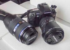 Kit Olympus E-3, Zuiko Digital ED 50-200 mm f2,8-3,5 SWD, 12 60 mm f2,8-4,0 SWD