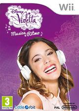 Violetta: Musica e Ritmo NINTENDO  WII