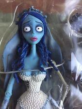 "McFarlane Toys 2005 Tim Burton's Corpse Bride BRIDE 7""  Action Figure New NRFB"