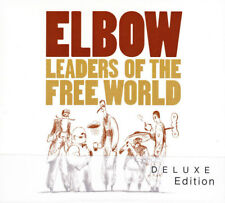 Elbow ‎– Leaders Of The Free World 2CD/DVD Fiction 2012 USED Digipak