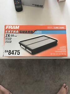 FRAM CA8475 EXTRA GUARD AIR FILTER