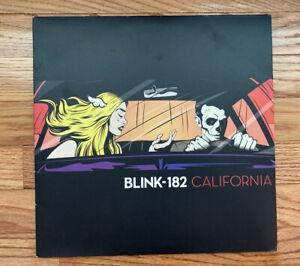Blink 182 - California - 180 Gram Vinyl LP - Rare!!!