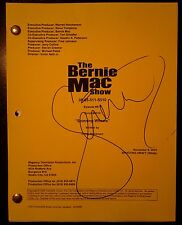 Serena Williams Bernie Mac Show Signed Autographed Script
