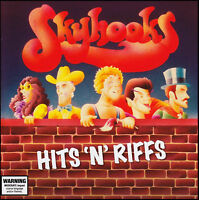 SKYHOOKS - HITS N RIFFS CD ~ RED SYMONS ~ SHIRLEY ~ GREATEST HITS~BEST OF *NEW*