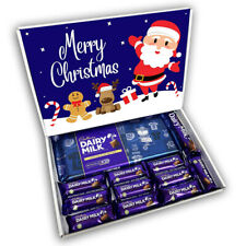 Birmingham City Cadburys Dairy Milk Chocolate Bars Gift Box Hamper Christmas