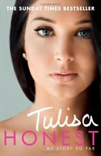 Honest: My Story So Far: The Official Autobiography By Tulisa Contostavlos