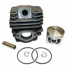 CYLINDER And PISTON ASSEMBLY 45MM FITS CHINESE CHAINSAW 5200 TARUS, SILVERLINE