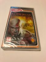 😍 playstation portable neuf blister pal fr psp god of war chains of olympus