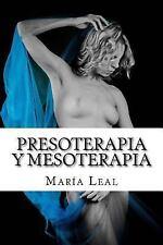 Mundo Estética: Presoterapia y Mesoterapia : Guía Completa Sobre Los...