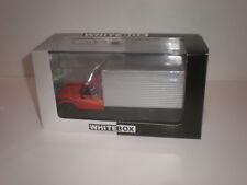 1/43  1985 Chevrolet D 40 truck / White box