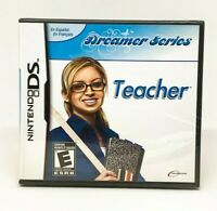 Dreamer Series: Teacher - Nintendo DS - Brand New | Factory Sealed