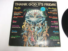 "Thank God It's Friday 33 Rpm 12"" Vinyl Lp Casablanca Donna Summer ~ Diana Ross -"