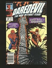 Daredevil # 270 Newsstand Cover - 1st Blackheart Vf/Nm Cond.