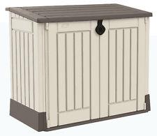 Keter Mülltonnenbox Gartenbox Woodland 30