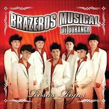 Brazeros Musical : Rosas Rojas CD