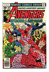 Avengers 161 NM 9.4 Ant-Man Marvel Uncertified 1977 FREE SHIP