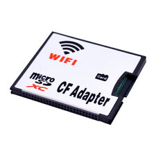 Wireless WIFI Adapter Memory Card TF Micro SD to CF Compact Flash Kit for Camera