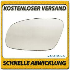 Spiegelglas zum Kleben für VW NEW BEETLE 2003-2010 links konvex