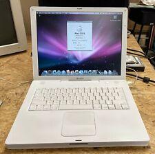Apple iBook G4 14-inch November 2005 1.42GHz (M9848LL/A)