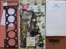 Land Rover Defender TD5 Head Gasket Set & Head Bolt Set Early+W/Shop Manual CD