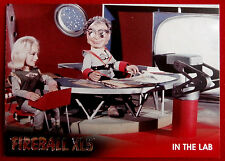 FIREBALL XL5 - Foil Chase Card F6 - IN THE LAB - GERRY ANDERSON COLLECTION 2017