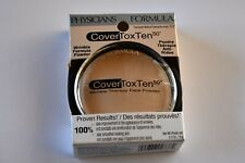 Physicians Formula CoverToxTen 50 Wrinkle Therapy Face Powder Translucent Medium