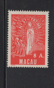 Macau Scott 336 Mint Hinged