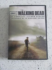 The Walking Dead: The Complete Second Season (DVD, 2012, Canadian)