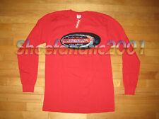 Supreme F*ck What You Heard Long Sleeve L/S Shirt M Blazer Box Logo Tyson Red