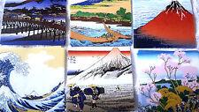 Japanese UKIYOE Washi Chiyogami Origami Paper 15cm 6 sheets 1 Sheet Each design