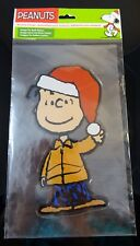 Charlie Brown / Snoopy / Peanuts - Fensterbild selbstklebend / Neu & OVP