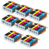 40PK XL Ink Jet Cartridges fits for PGI-250 CLI-251 Pixma MG5620 MG6620 MX922