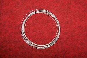 3m Skalenseil 0,4mm / Dial cord / Scale rope / String