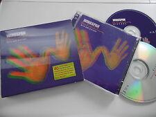 WINGS WINGSPAN HITS AND HISTORY 2 LTD EDTN CD HOLOGRAM JET LET 'EM IN McCARTNEY