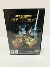 Star Wars: The Old Republic (PC, 2011) Free Shipping!!