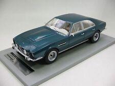 TECNOMODEL 1974 Aston Martin Lagonda Saloon V8 Saloon Metallic Green 1:18*New!