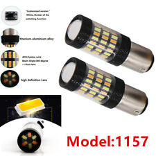 1157 Model 12V Turn Signal Light Bulb Led Dual Color White Amber Switchback LED