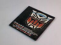 Vintage Transformers G1 CATALOGUE 1985+1986 checklist poster Hasbro+ Movie Promo