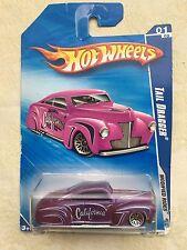 "Hot Wheels Tail Dragger ""California"" Modified Rides 2009 code 01-10"