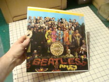 SEALED vinyl Record: SGT PEPPERS LONELY HEARTS CLUB BAND beatles SMAS 2653