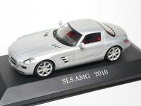 Mercedes-Benz SLS AMG C197 Coupe 2010 Year 1/43 Scale Diecast Collectible Model