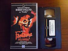 Il fantasma dell'opera (Robert Englund, Jill Schoelen) - VHS ed. Fox rara